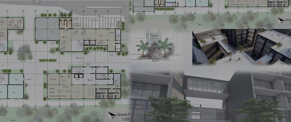 My architectural boards