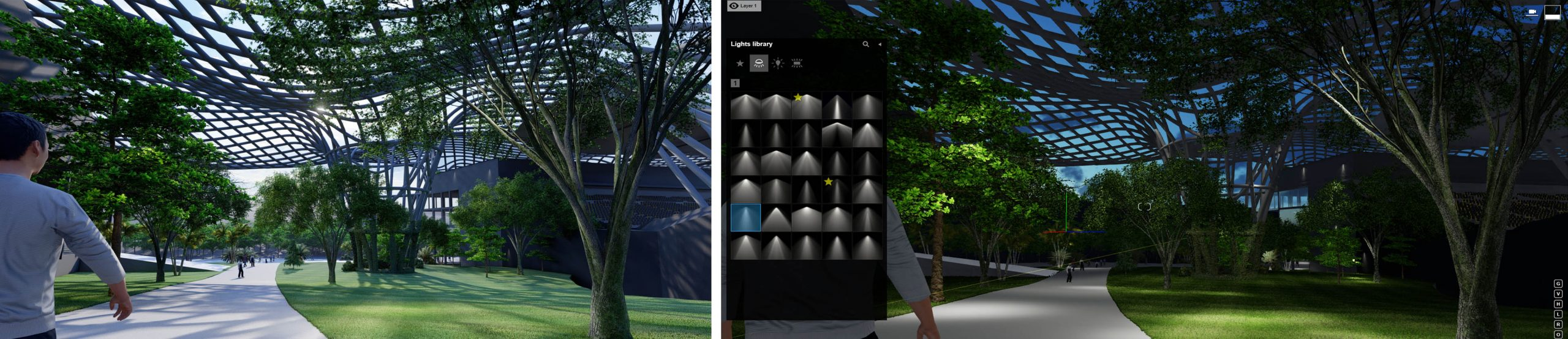 Renders : from SketchUp to Lumion